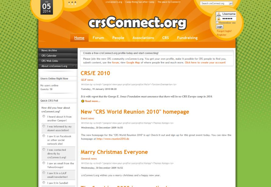 joomla konsulent reference crsconnect