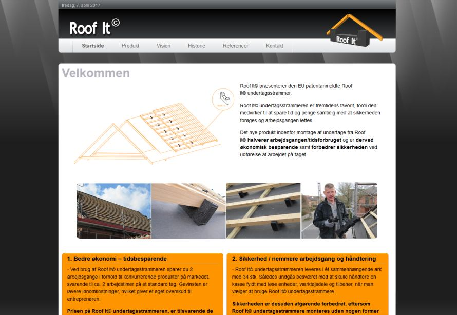 joomla konsulent reference roofit